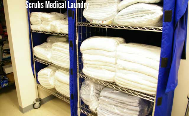 Medical Laundry Valet Program