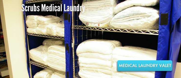 Medical Laundry Valet Service